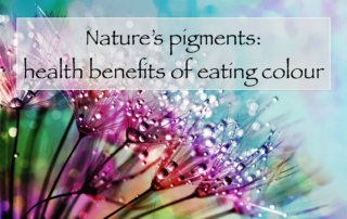 nature's pigments